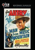 Man From Music Mountain [Vhs]
