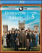 Masterpiece: Downton Abbey Season 5 [Blu-Ray]