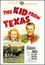 The Kid From Texas (1939)