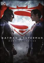 Batman V Superman: Dawn of Justice (Wal-Mart-Vudu +Ultimate Edition Blu-Ray + Theatrical Blu-Ray)