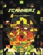 Scanners [Criterion Collection] [Blu-ray]