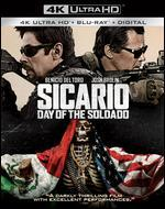 Sicario: Day of the Soldado [Blu-Ray]