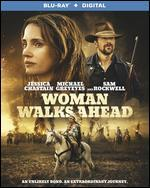 Woman Walks Ahead [Blu-Ray]