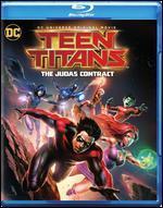 Teen Titans: Judas Contract (Blu-Ray + Dvd + Ultraviolet Combo)