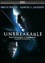 Unbreakable (Special Edition) [Vhs]