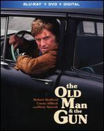 The Old Man & the Gun [Includes Digital Copy] [Blu-ray/DVD]