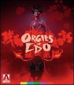 Orgies of Edo [Blu-Ray]
