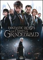 Fantastic Beasts: the Crimes of Grindel (Dvd)