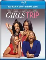 Girls Trip [Includes Digital Copy] [Blu-ray/DVD]