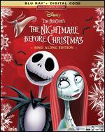 Nightmare Before Christmas, the (Tim Burton's) [Blu-Ray]
