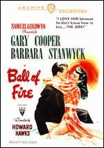 Ball of Fire ( the Professor and the Burlesque Queen ) [Dvd]