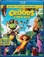 The Croods: a New Age-Blu-Ray + Dvd + Digital