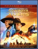 Cowboy & Aliens [Extended Edition] [Blu-ray]
