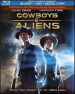 Cowboys and Aliens [Steelbook] [Blu-ray/DVD]