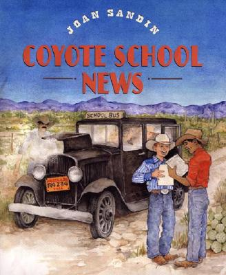 Coyote School News - Sandin, Joan