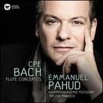 CPE Bach: Flute Concertos