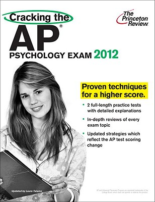 Cracking the AP Psychology Exam - Princeton Review