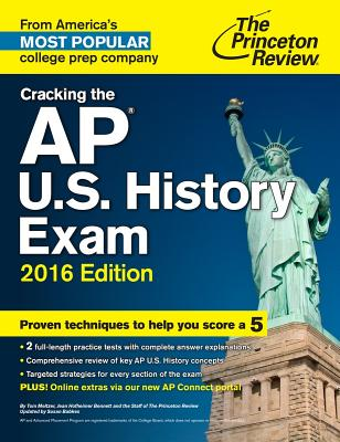Cracking the AP U.S. History Exam, 2017 Edition :FREE 2 DAY SHIPPING:
