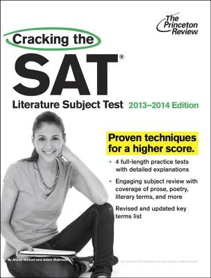 Cracking the SAT Literature Subject Test - Amend, Allison, and Robinson, Adam