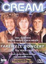 Cream: The Farewell Concert - Tony Palmer