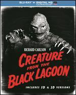 Creature from the Black Lagoon [Includes Digital Copy] [UltraViolet] [Blu-ray]