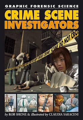 Crime Scene Investigators - Shone, Rob