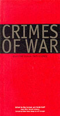Crimes of War: What the Public Should Know - Gutman, Roy (Editor)