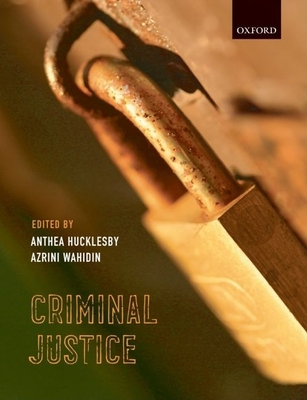 Criminal Justice book by Anthea Hucklesby (Editor) | 2