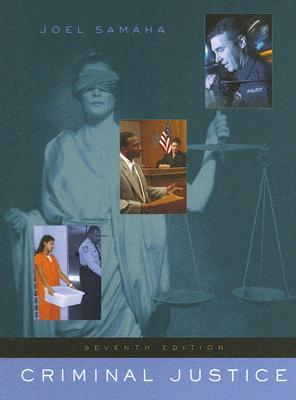Criminal Justice - Samaha, Joel