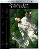 Crouching Tiger, Hidden Dragon [Includes Digital Copy] [UltraViolet] [Limited Edition] [Blu-ray] - Ang Lee