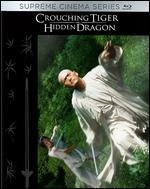Crouching Tiger, Hidden Dragon [Includes Digital Copy] [UltraViolet] [Limited Edition] [Blu-ray]