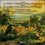 Crusell & Weber: Clarinet Concertos