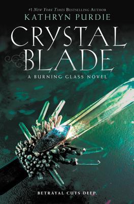 Crystal Blade - Purdie, Kathryn