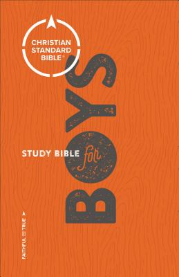 CSB Study Bible for Boys - Richards, Larry, Dr. (Editor)