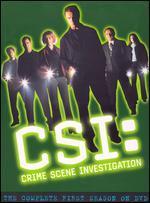 CSI: Crime Scene Investigation: Season 01
