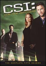 CSI: Crime Scene Investigation: Season 05