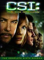 CSI: Crime Scene Investigation: Season 06