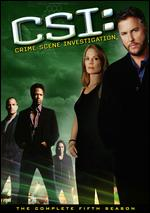 CSI: Crime Scene Investigation - The Complete Fifth Season [7 Discs] -