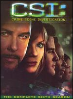 CSI: Crime Scene Investigation - The Complete Sixth Season [7 Discs] -