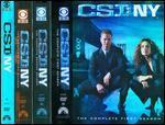 CSI: NY - Seasons 1-4 [25 Discs]