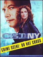 CSI: NY - The Complete Second Season [6 Discs]