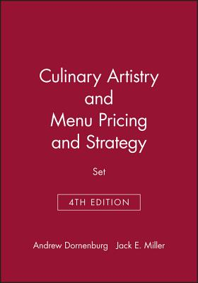 Culinary Artistry - Dornenburg, Andrew