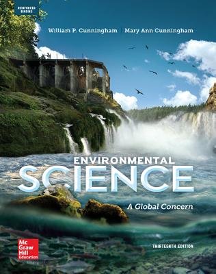 Cunningham, Environmental Science: A Global Concern (C) 2015 13e, AP Student Edition (Reinforced Binding) - Cunningham, William P, Prof.