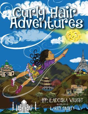 Curly Hair Adventures - Wright, Ladosha