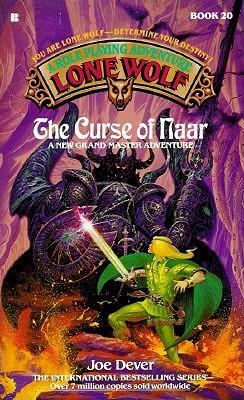 Curse of the Naar - Dever, Joe
