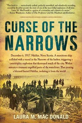 Curse of the Narrows - MacDonald, Laura M