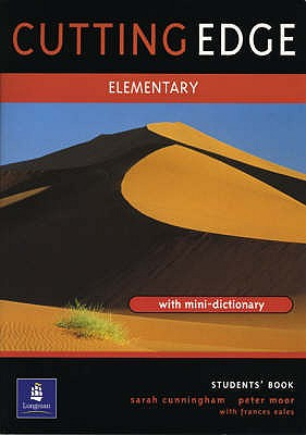 Cutting Edge Elementary Student Book - Cunningham, Sarah, and Moor, Peter