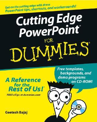 Cutting Edge PowerPoint for Dummies - Bajaj, Geetesh