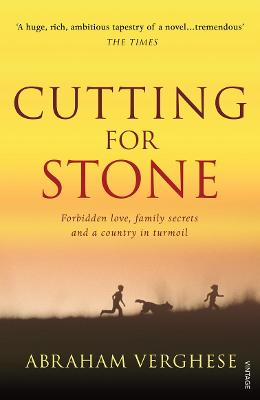 Cutting for Stone - Verghese, Abraham