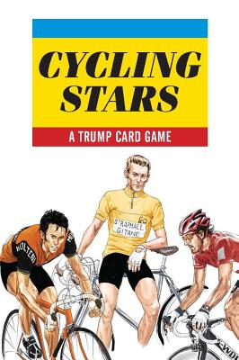 Cycling Stars: A Trump Card Game - Beaumont, Claire